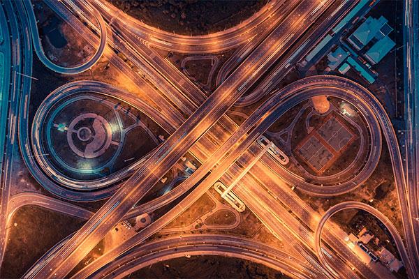 City Highways Photo