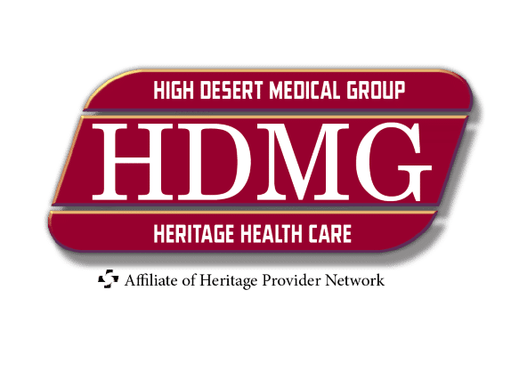 Logo of High Desert Medical Group