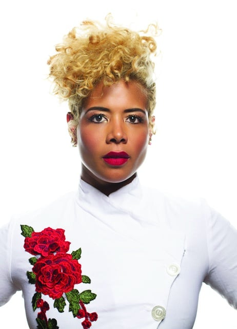 Singer and chef Kelis