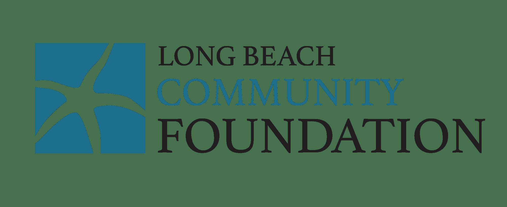 logo of Long Beach Community Foundation