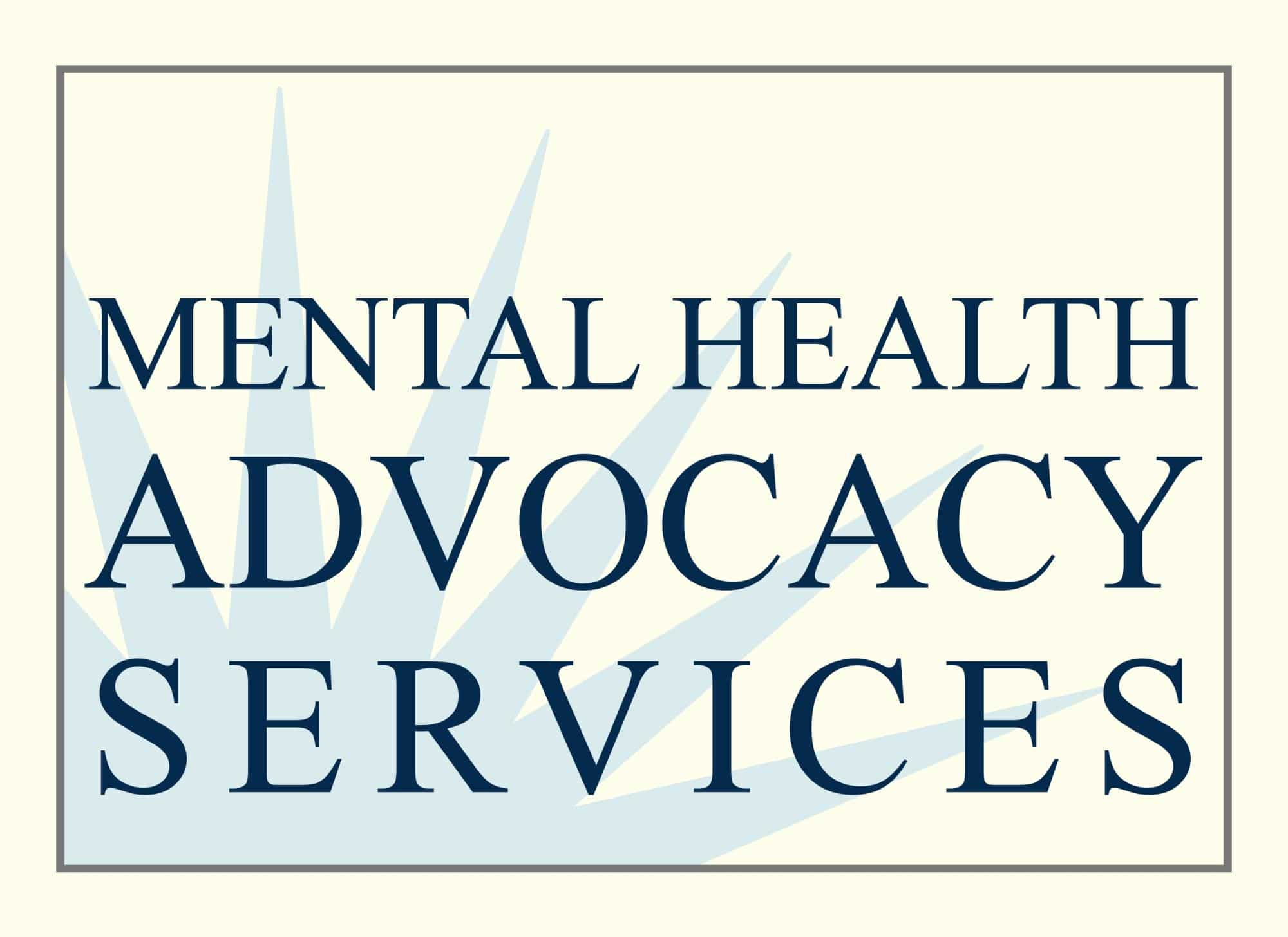 Logo of Mental Health Advocacy Services