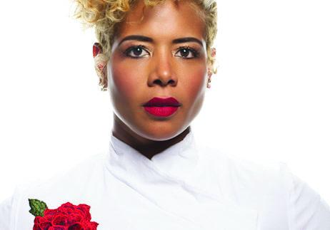 Singer and chef Kelis